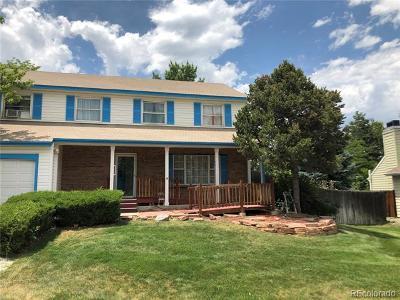 Centennial Single Family Home Active: 6919 South Eudora Street