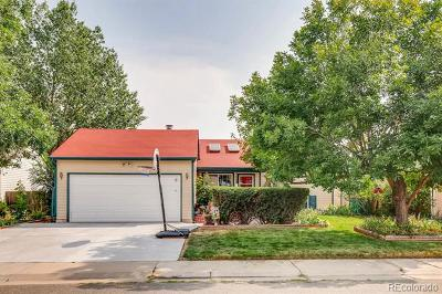Arvada Single Family Home Active: 13182 West 62nd Drive