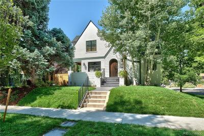Denver Single Family Home Active: 601 South Race Street