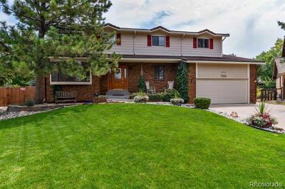 Littleton Single Family Home Active: 7254 West Otero Avenue