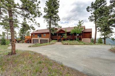 Littleton Single Family Home Active: 10701 Hondah Drive