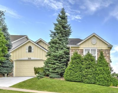 Arvada Single Family Home Active: 7648 North Youngfield Street