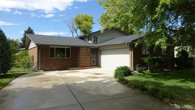 Centennial Single Family Home Active: 7361 South Eudora Way