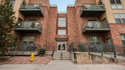 Arvada Condo/Townhouse Under Contract: 7931 West 55th Avenue #318