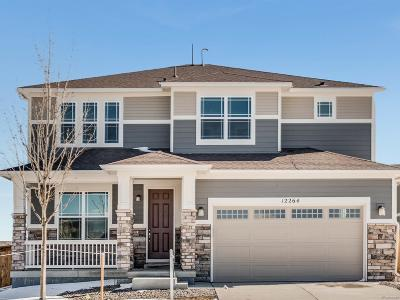 Thornton Single Family Home Active: 12264 Olive Way