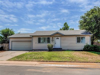 Denver Single Family Home Active: 12100 East 53rd Avenue