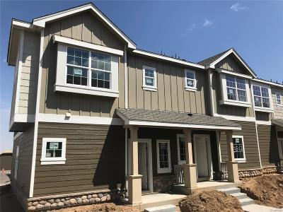 Commerce City Condo/Townhouse Active: 14700 East 104th Avenue #3501