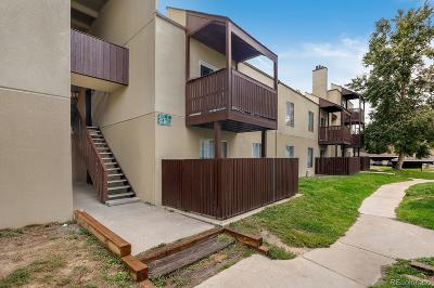 Denver Condo/Townhouse Under Contract: 9725 East Harvard Avenue #418