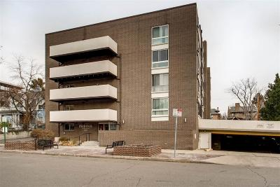 Denver Condo/Townhouse Active: 1050 North Lafayette Street #308