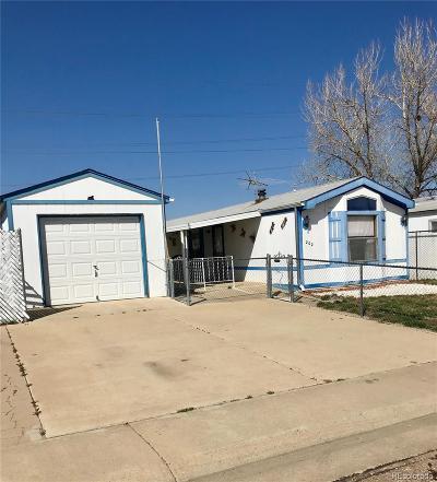 Lochbuie Single Family Home Under Contract: 202 Locust Avenue