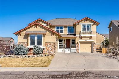 Castle Pines CO Single Family Home Active: $592,900
