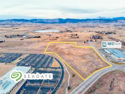 Longmont Residential Lots & Land Active: North 75th Street