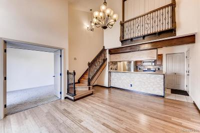 Littleton Condo/Townhouse Under Contract: 4899 South Dudley Street #G19