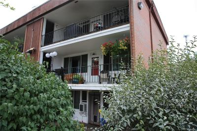 Lakewood Condo/Townhouse Active: 10165 West 25th Avenue #90