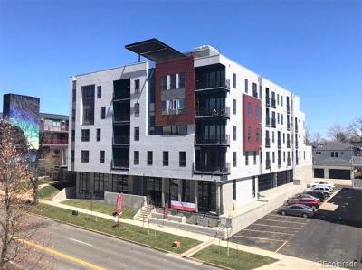 Condo/Townhouse Active: 2374 South University Boulevard #304