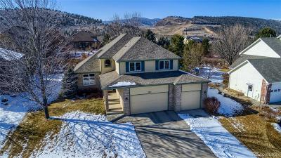 Fort Collins Single Family Home Under Contract: 4263 Morning Glory Road