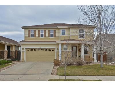 Erie Single Family Home Under Contract: 465 Bonanza Drive