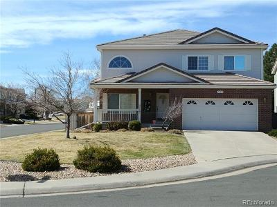 Highlands Ranch Single Family Home Active: 4582 Melbourne Way