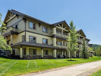 Steamboat Springs Condo/Townhouse Active: 3330 Columbine Drive #1004