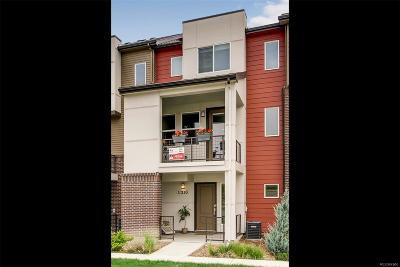 Broomfield County Condo/Townhouse Active: 11210 Uptown Avenue