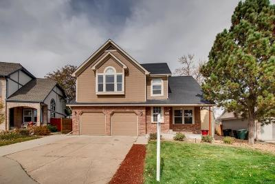 Thornton Single Family Home Under Contract: 3839 East 135th Way