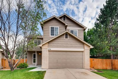 Brighton Single Family Home Active: 5714 East 124th Way