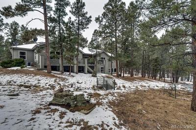 Kiowa Single Family Home Active: 11338 Timbers Circle