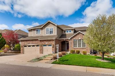 Lone Tree Single Family Home Active: 10265 Carriage Club Drive