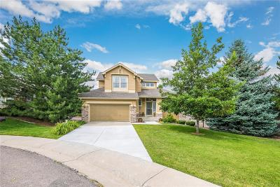 Castle Pines Single Family Home Active: 7457 Sugar Maple Court