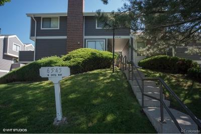 Arvada Condo/Townhouse Active: 6545 West 84th Way #121
