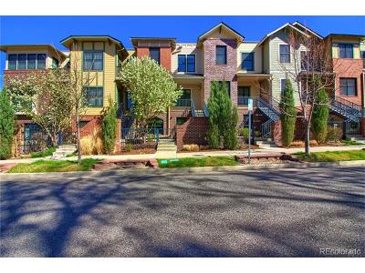 Littleton Condo/Townhouse Active: 1945 West Lilley Avenue