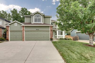 Highlands Ranch Single Family Home Active: 9943 Silver Maple Road