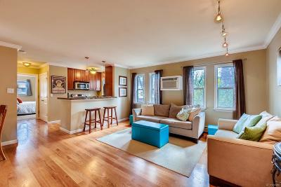 Cheeseman & Moffat, Cheeseman Park, Cheesman Park Condo/Townhouse Active: 2020 East 14th Avenue #204
