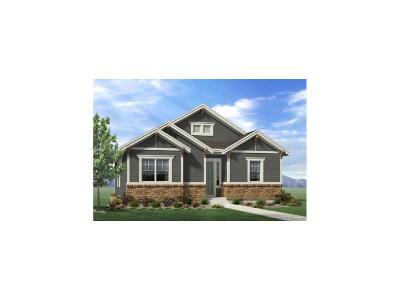 Longmont Single Family Home Active: 407 Deerwood Drive