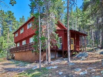 Nederland Single Family Home Active: 370 South Peak To Peak Highway