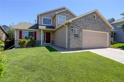 Castle Rock Single Family Home Active: 951 Quarterhorse Trail