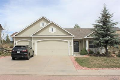 Monument Single Family Home Under Contract: 15779 Candle Creek Drive
