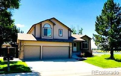 Aurora CO Single Family Home Under Contract: $389,500