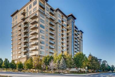 Greenwood Village Condo/Townhouse Active: 5455 Landmark Place #604