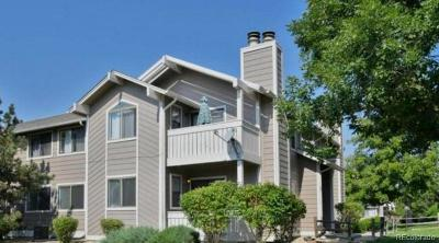 Aurora Condo/Townhouse Under Contract: 4361 South Andes Way #201
