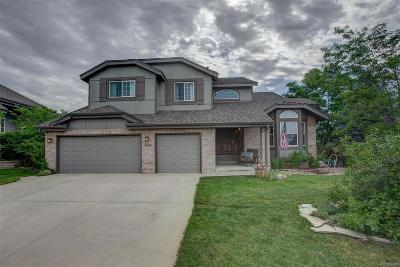 Highlands Ranch Single Family Home Active: 10042 Wyecliff Court