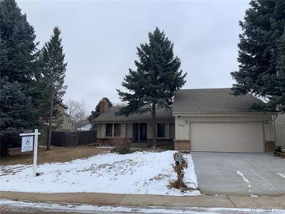 Centennial Single Family Home Active: 3730 East Geddes Avenue
