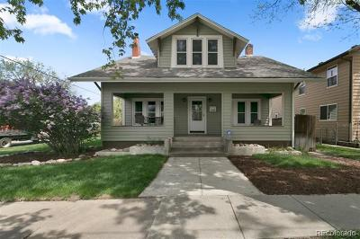 Englewood Single Family Home Active: 2900 South Bannock Street