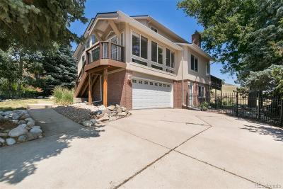 Golden Single Family Home Active: 1708 Rimrock Street
