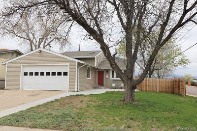 Englewood Single Family Home Active: 4301 South Lipan Street