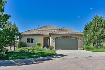 Colorado Springs Single Family Home Active: 4748 Overture Court