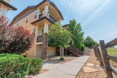 Castle Rock Condo/Townhouse Active: 1420 Royal Troon Drive