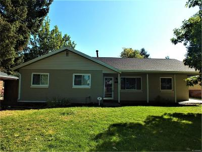 Denver Single Family Home Under Contract: 210 Niagara Street