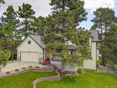 Elizabeth Single Family Home Under Contract: 1281 Conifer Trail