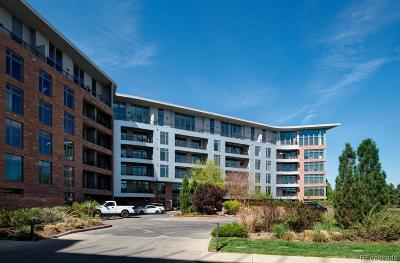 Condo/Townhouse Under Contract: 333 South Monroe Street #403